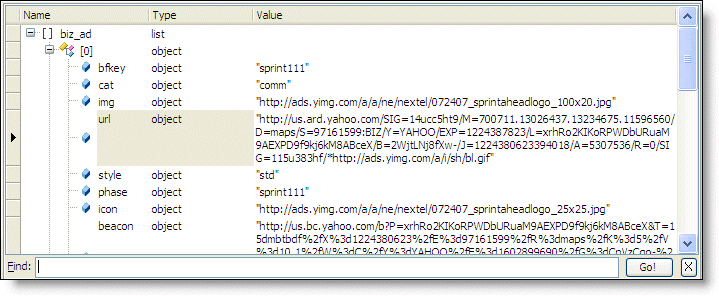 HTTP Analyzer V7 help file